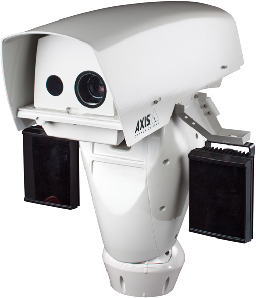 AXIS Q8721-E 35mm 30fps - Kamery IP obrotowe